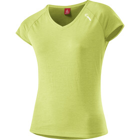 Löffler Transtex Single - Camiseta manga corta Mujer - verde